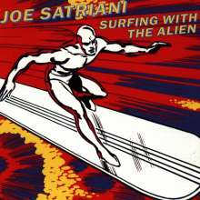 Joe Satriani: Surfing With The Alien, CD