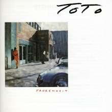 Toto: Fahrenheit, CD