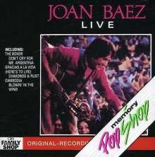 Joan Baez: Live In Europe, CD