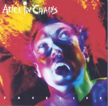 Alice In Chains: Facelift, CD