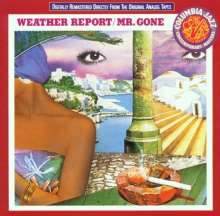 Weather Report: Mr. Gone, CD