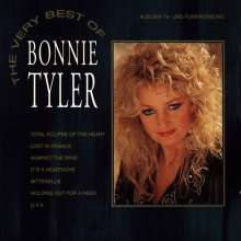Bonnie Tyler: The Very Best Of Bonnie Tyler, CD