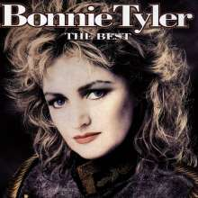 Bonnie Tyler: The Best Of Bonnie Tyler, CD