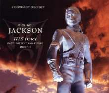 Michael Jackson: History: Past, Present And Future, 2 CDs
