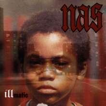Nas: Illmatic, CD