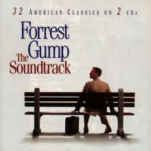 Filmmusik: Forrest Gump, 2 CDs