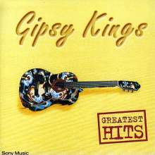 Gipsy Kings: Greatest Hits, CD