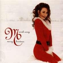 Mariah Carey: Merry Christmas (11 Tracks), CD