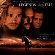 Filmmusik: Legends Of The Fall, CD