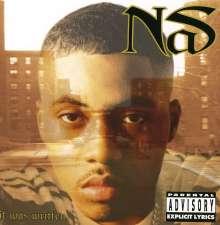 Nas: It Was Written +1, CD