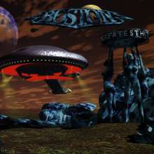 Boston: Greatest Hits, CD