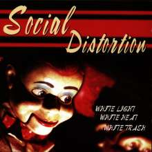Social Distortion: White Light, White Heat, White Trash, CD