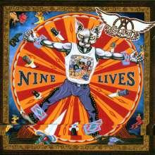 Aerosmith: Nine Lives, CD