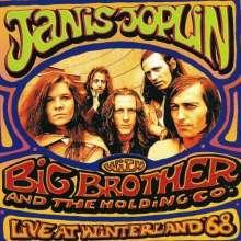Janis Joplin: Live At Winterland '68, CD