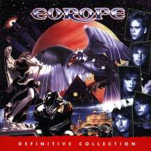 Europe: Definitive Collection, CD