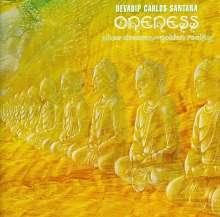 Carlos Santana: Oneness: Silver Dream - Golden Reality, CD
