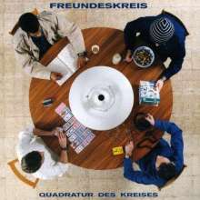 Freundeskreis: Quadratur des Kreises, CD