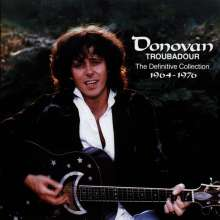 Donovan: Troubador - The Definitive Collection 1964 - 1976, 2 CDs