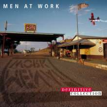 Men At Work: Definitive Collection, CD