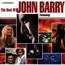 Filmmusik: John Barry - Themeology, CD
