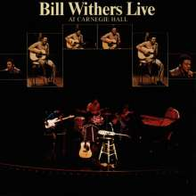 Bill Withers: Live At Carnegie Hall 1972, CD