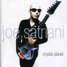 Joe Satriani: The Crystal Planet, CD