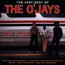 The O'Jays: The Very Best Of The O'Jays, CD