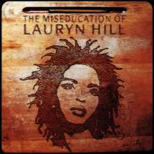 Lauryn Hill: The Miseducation Of Lauryn Hill, CD