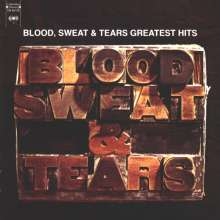 Blood, Sweat & Tears: Greatest Hits, CD