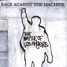 Rage Against The Machine: The Battle Of Los Angeles, CD