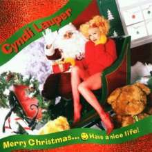 Cyndi Lauper: Merry Christmas, Have A Nice.., CD
