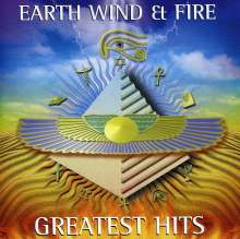 Earth, Wind & Fire: Greatest Hits, CD