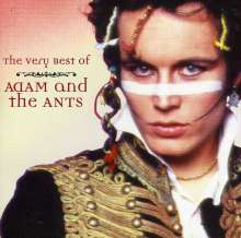 Adam & The Ants: The Best, CD