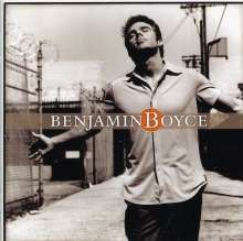 Benjamin Boyce: Benjamin Boyce, CD
