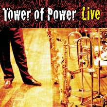 Tower Of Power: Soul Vaccination - Live, CD