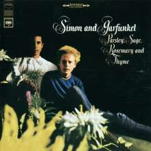 Simon & Garfunkel: Parsley, Sage, Rosemary and Thyme, CD