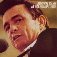 Johnny Cash: At Folsom Prison, CD