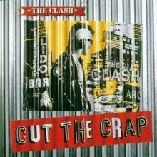 The Clash: Cut The Crap, CD