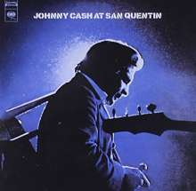 Johnny Cash: At San Quentin, CD