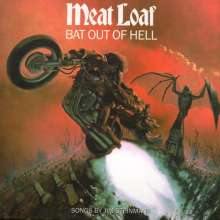 Meat Loaf: Bat Out Of Hell +3 (Expanded-Edition), CD