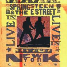 Bruce Springsteen (geb. 1949): Live In New York City, 2 CDs