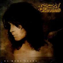 Ozzy Osbourne: No More Tears, CD