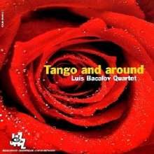 Bacalov Luis Quart: Tango And Around, CD
