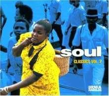 Soul Classics Vol. 2, CD