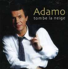Salvatore Adamo: Tombe La Neige, CD