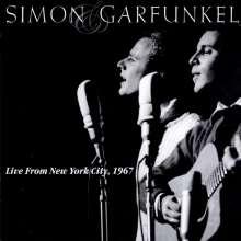 Simon & Garfunkel: Live From New York City 1967, CD