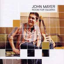 John Mayer: Room For Squares, CD