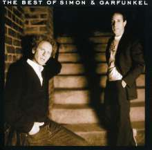 Simon & Garfunkel: The Best Of Simon And Garfunkel, CD