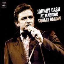 Johnny Cash: At Madison Square Garden, CD