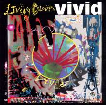Living Colour: Vivid, CD